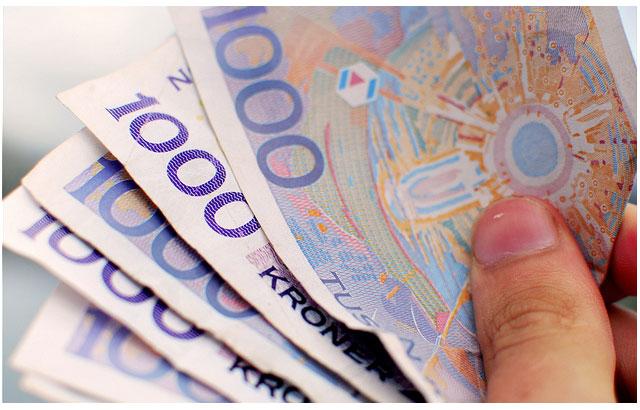 Деньги в Норвегии
