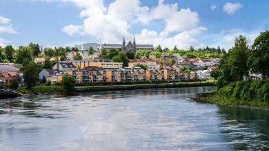 Город Тронхейм, Норвегия