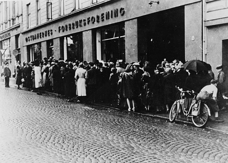 Норвегия во Второй мировой войне