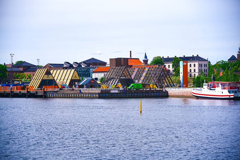 Погода в Норвегии в июне