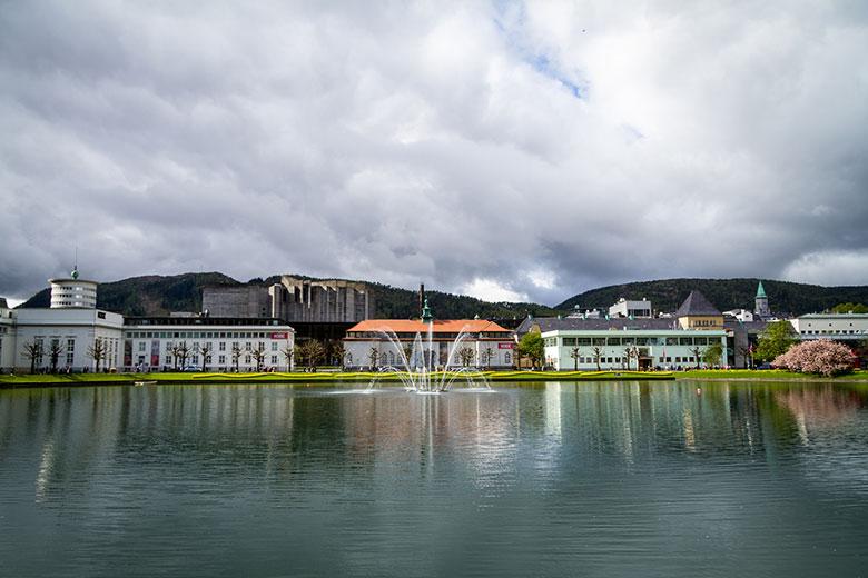 Погода в Норвегии в мае